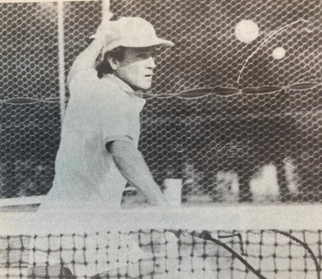 Steve Maloney 1980s