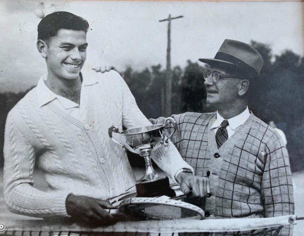 1940s MIA Open Champion Bill Mackay